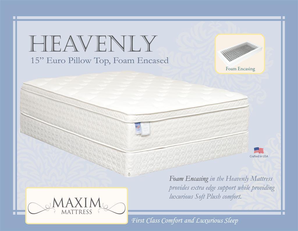 Mattress Heavenly Sleep